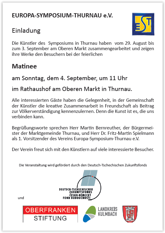 die symposium thurnau